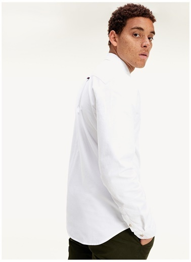 Puma Gömlek Beyaz